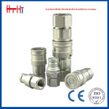 Huatai Lsq-S2-Ss Close Type Hydraulic Quick Coupling (stainless steel 316)