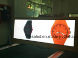 HD Digital Billboard Truck Car Taxi Roof Signs Folding Mounted LED Bus Destination Display for Advertising