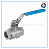 Ball Valve (003) Made of Stainless Steel