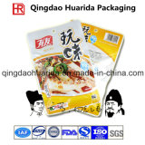 Plastic Food Packaging Bag for Snack, Snack Plastic Packing