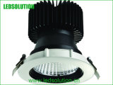 COB Dimmable LED Downlight, LED Down Light Housing