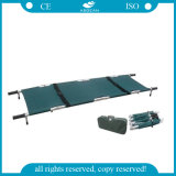Aluminum Military Folding Stretchers Patient Ambulance Stretcher