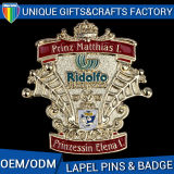 Made in China Cheap Price Stock Badges Enamel Metal Pins
