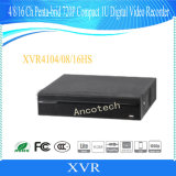 Dahua 4/8/16 Channel Penta-Brid 720p Compact 1u Video Recorder (XVR4104HS)