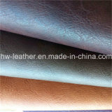 Anti Abraision Synthetic Sofa PU Leather Hw-242