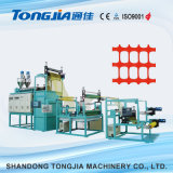 Plastic Square Mesh or Net Extrusion Machinery (JG-FW)