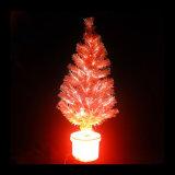 OEM Design Fiber Optic Light Christmas Tree