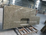Natural Yellow Granite Countertop for Kitchen and Vanity Top (YY-MS197)