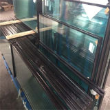 Flat Toughened/Tempered Clear Insulated Glass for Window/Building Glass