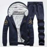 100% Cotton Men′s Full Zip Fleece Hoodies