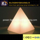Modern Decorative LED Furniture Small LED Pyramid Light
