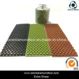50mm Resin Zero Tolerance Diamond Drum Wet Polishing Sheets