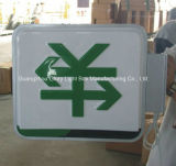 Bank Outdoor Silk Screen Printing Signage