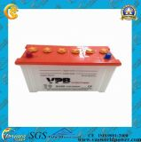 JIS 12V100ah Dry Battery for Vehicle