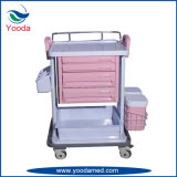 ABS Medical and Hospital Nursing Medicine Cart