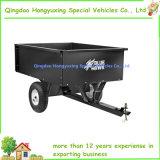 Steel Dump Cart Tractor Tralier for Garden (TC3080)