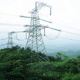 220kv Single Circuit Iron Power Transmission Tower