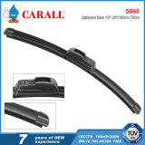 China Car Accessories Colored Windshield Wiper Manufacturer