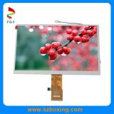 "10.1"" 1024*600 TFT LCD Display with 500 CD/M2 Brightness"