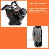 Audio Adapter for Motorola Ht1000/Gp900/Xts3000 to Motorola Vsiar 3.5mm Threaded Conenctor (AP-05)