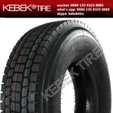 Truck Tyre 315/80r22.5 with Label Sell Well in Spain