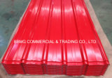 Corrugated Color Coated Steel Roofing Sheet Prepainted Galvanized Galvalume Roofing Sheet