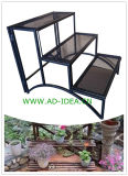 Garden Metal Flower Pot Stand Wrought Iron Plant Stand