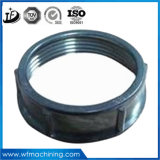 OEM Machining Stainless Steel Pipe Connection/Pipe Connector/Pipe Interface/Elbow Connector