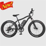 Hot Sale Big Power Fat Tire Beach Cruiser Mountain E Bike