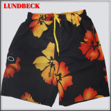 Flower Men′s Beach Shorts with Good Quality