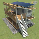 Conveninent Transportation Container House (C-H 129)