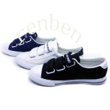 Hot New Arriving Women′s Popular Canvas Shoes