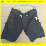 Bale Lady Silk Dress Summer Wholesale Used Clothing (FCD-002)