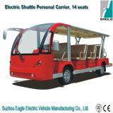 14 Seater Electric Shuttle Bus Eg6158k