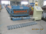 Step Distance Adustable Tile Roll Forming Machine