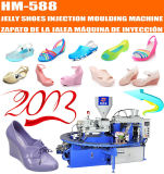 Automatic Rotary Type Jelly Shoes Injection Moulding Machine