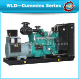 10kw-1000kw Cummins Diesel Generators Electrical Deepsea Auto Controlor (WLD)