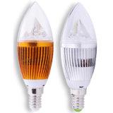 3W LED Candle Lamp Bulbs E12