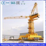 Inner Climbing Style Luffing Jib System/Tower Crane Exported Many Countries