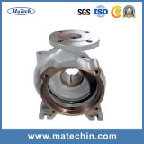 Molding and Sand Casting Ductile Iron Gearbox Top Housing