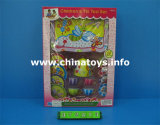 Tin Children Tableware Kitchen Cooking Tea Set Toy, Cup Set (372413)