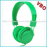 Custom Logo Promotional DJ Headphone with CE RoHS and Factory Price