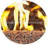 Lubrication System Biomass Energy Wood Pellet Making Machine Ring Die Wood Pellet Mill