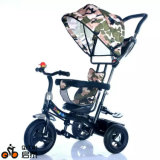 4 in 1 Child Multifunction Baby Tricycle, Baby Stroller, Kids Tricycle Three Wheeler Pram