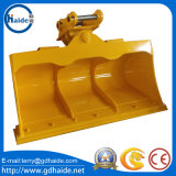 Construction Hydraulic Tilting Bucket for Komatsu PC200 Excavator