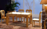 Solid Wooden Dining Table Living Room Furniture (M-X2411)
