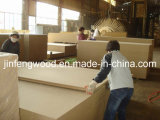 Plain/Raw MDF/ Melamine Laminated MDF Board