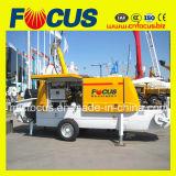 Good Quality Diesel Engine Concrete Trailer Pump-Cobra Pumpcrete (HBTS80.13.130R)