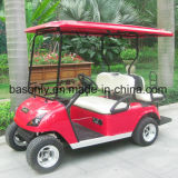 Factory 4 Person Electric Buggy Cart with Rear Seat