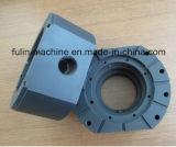 High Precision Ss CNC Turning Plating Bule Part (FL20110608A)